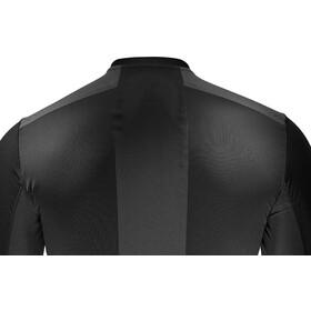 Salomon Fast Wing Half Zip SS Tee Men Black/Forged Iron